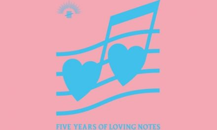 Antinote annonce une compilation, «Five Years Of Loving Notes»