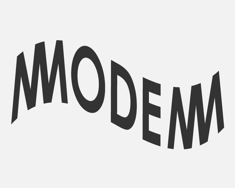 MMODEMM sort une nouvelle K7 expérimentale noise