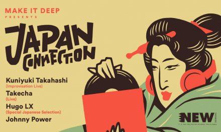 Make It Deep annonce le printemps japonais au New Morning