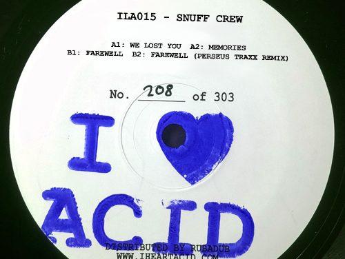 Snuff Crew – Farewell (Perseus Traxx Remix)