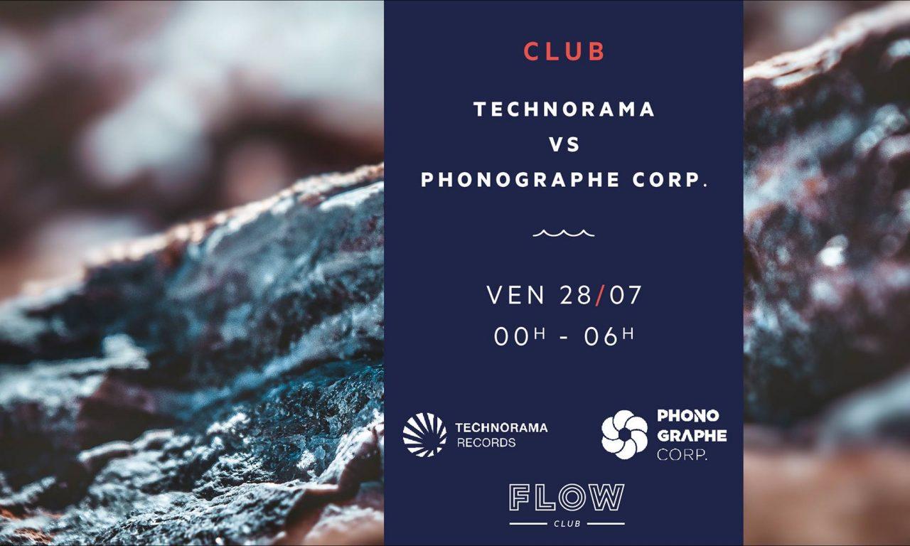 Technorama X Phonographe Corp