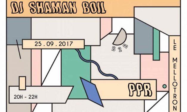 Phonographe Posse Experience S03E02 – DJ Shaman Boil & PPR