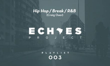 PLAYLIST – Hip hop // Break // R&B from brasil compiled by Craig Ouar