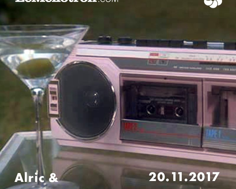 Phonographe Posse Expérience S03E04 – Alric & Batard Sensible