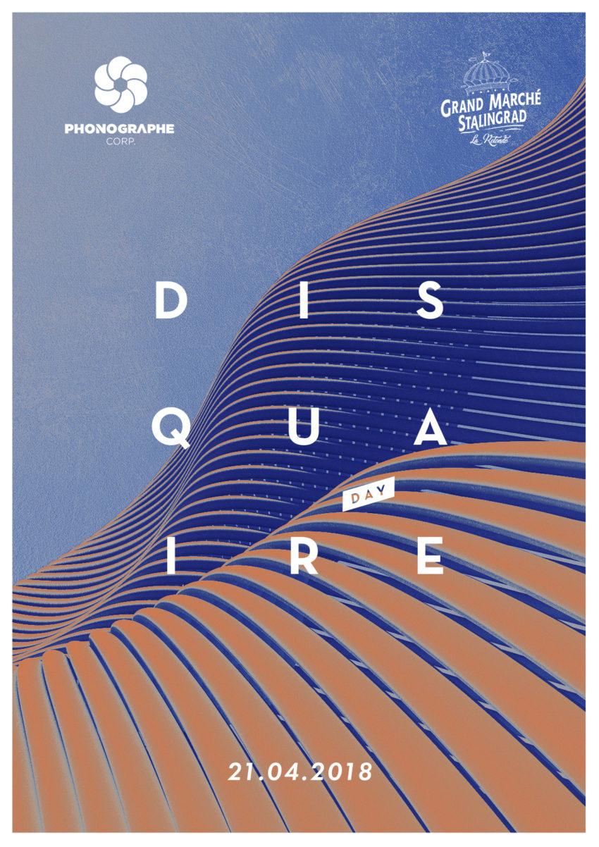 DisquaireDay 2018