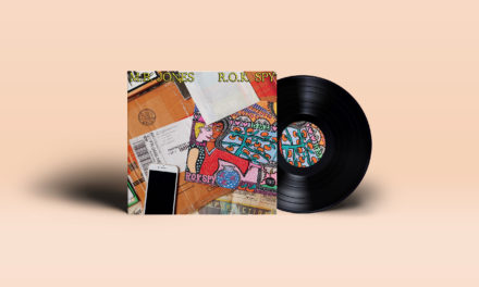 MB Jones – Poison Pill (DRAMA Records)