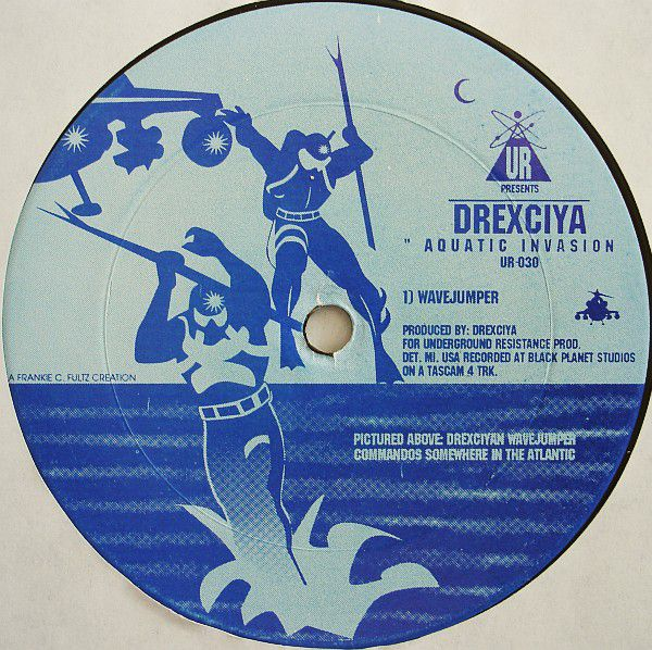 Drexciya, du mythe à la musique