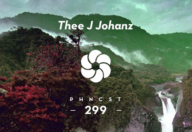 PHNCST299 – Thee J Johanz (Irdial Discs / Ballyhoo)