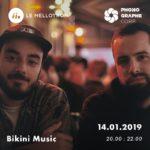Phonographe Corp Posse Experience S06E01 – Bikini Music
