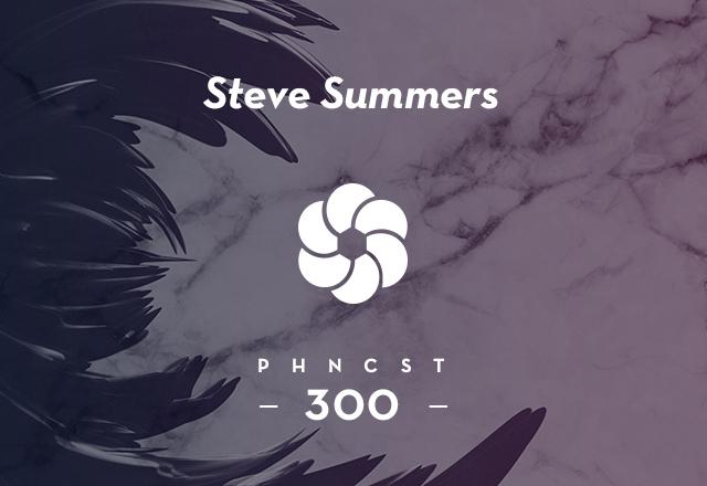 PHNCST300  – Steve Summers (L.I.E.S. / Future Times)