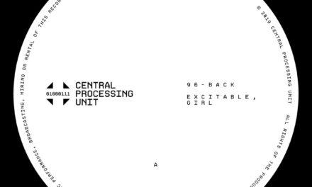 96 Back – Excitable girl LP (Central processing unit)