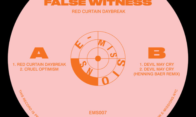 False Witness – Cruel Optimism (E-Missions)
