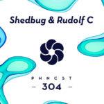 PHNCST 304 – Rudolf C & Shedbug pour Salt Mines Records