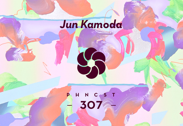 PHNCST 307 – Jun Kamoda (Mister Saturday Night, Black Acre, SCDC)