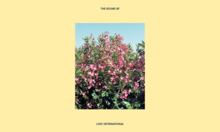 Beautiful Swimmers – The Sound Of Love International #002