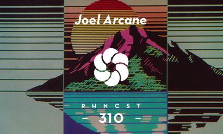 PHNCST 310 – Joel Arcane