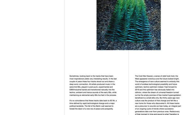 Knekelhuis – Transition Vol.1
