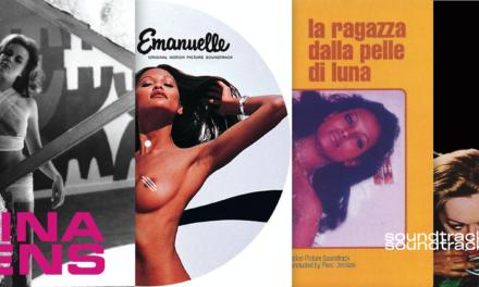 SOUNDTRACK : l'art des pochettes de bandes originales italiennes des 60's et 70's