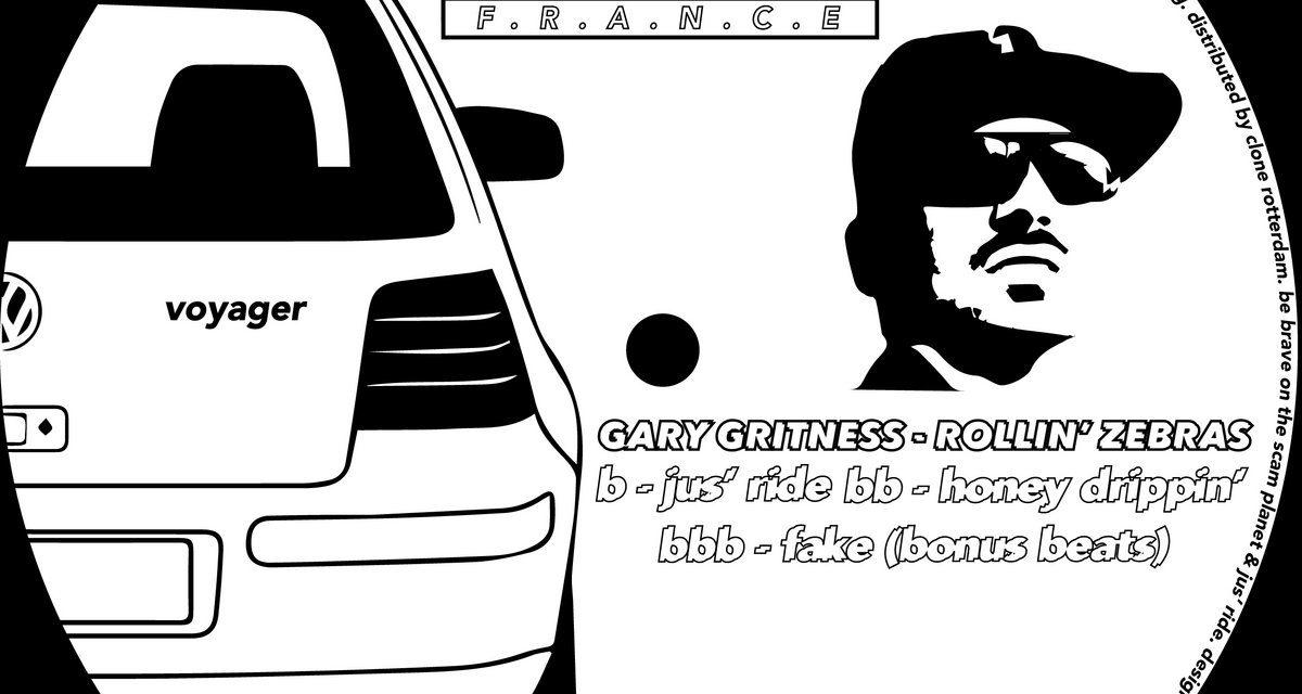 Gary Gritness – Rollin' Zebras