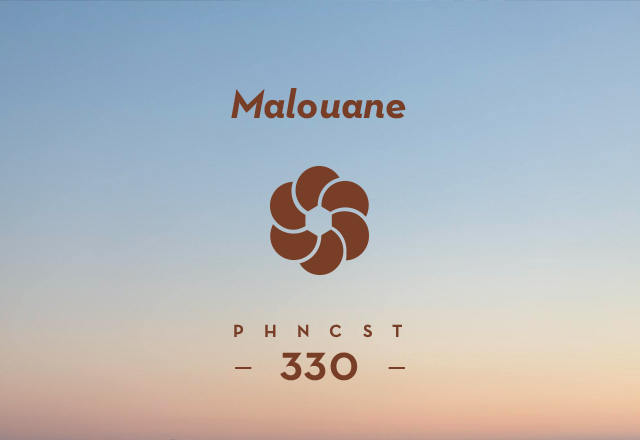 PHNCST 330 – Malouane