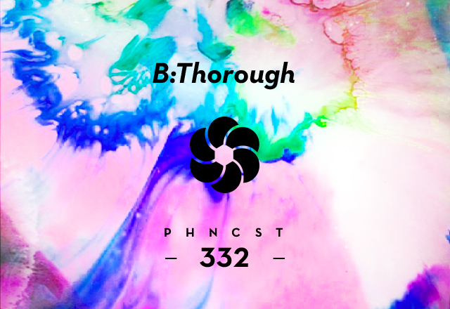 PHNCST 332 – B:Thorough
