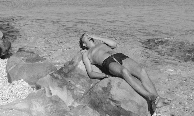 Roméo Poirier, la musique sub-aquatique d'une riviera rêvée