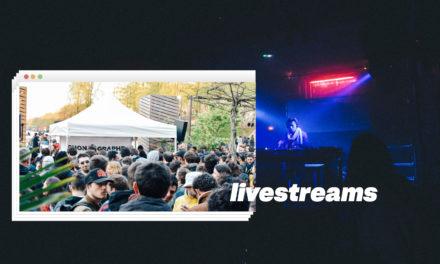 Concerts, livestreams : plisser des yeux pour entendre la musique