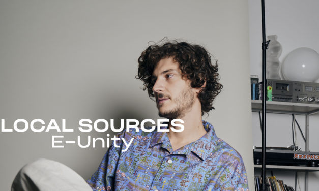 Local Sources : E-Unity, club music sentimentale