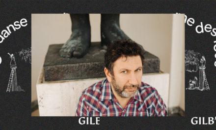 Gilb'R, en solo «comme des fous»
